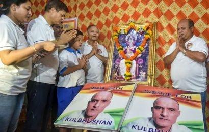 How soon will Kulbhushan Jadhav return?