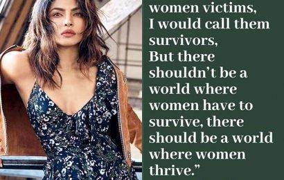 Must-read! 8 inspiring quotes by Priyanka Chopra