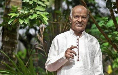 Sadanam Balakrishnan looks back on his career