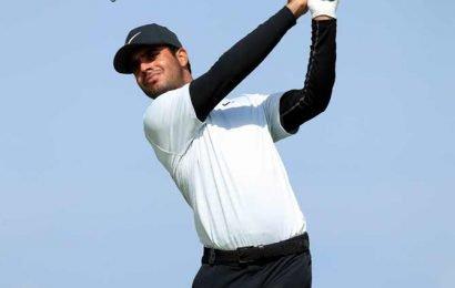British Open: Shubhankar tied 20th as McIlroy, Tiger struggle