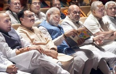 Centre plans to extend Parliament session by 10 days