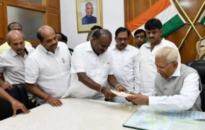 'The surprise is Kumaraswamy survived so long'