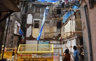 Police register case in Dongri building collapse
