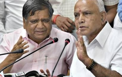 Yediyurappa preaches 'forgive and forget' mantra