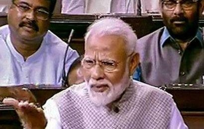 Narendra Modi condoles loss of lives in J&K bus accident