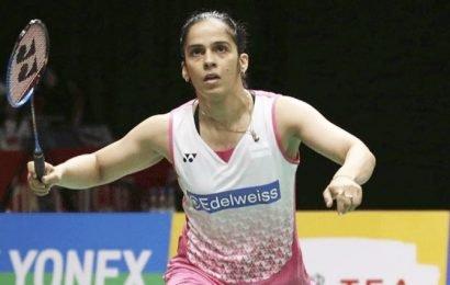 Thailand Open: Saina, Srikanth advance; Sourabh crashes out