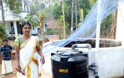 Thrissur recharged by Mazhapolima