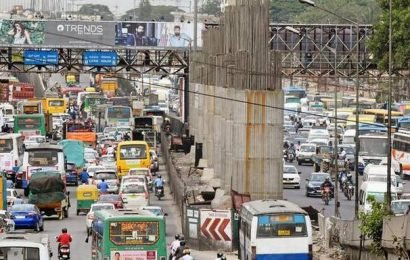 BMRCL contemplates widening a stretch of OMR