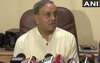 Sanjay Sinh quits from Cong, Rajya Sabha, to join BJP