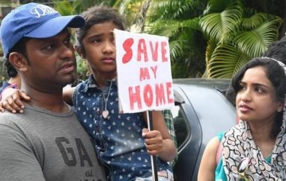 At the end of tether, Maradu apartment owners stage protest