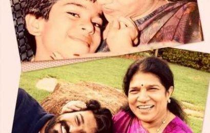 Ram Charan dedicates first Instagram Post to Amma
