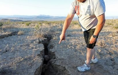7.1 magnitude earthquake jolts California