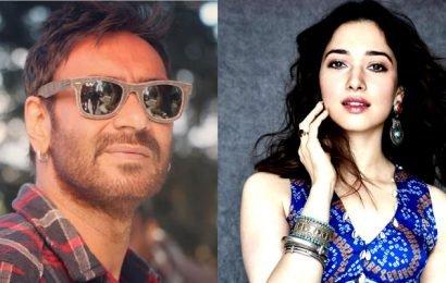 RRR actor bringing Valmiki in Bollywood for Baahubali girl