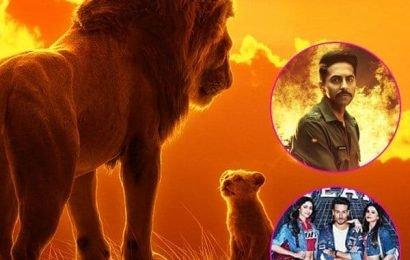 The Lion King Box Office Record: Shah Rukh Khan and Aryan Khan film crossed lifetime collection of Article 15 and SOTY 2 on 5th day- द लॉयन किंग बॉक्स ऑफिस रिकॉर्ड: शाहरुख खान और आर्यन खान की फिल्म ने मात्र 5 दिनों में पार किया आर्टिकल 15 और स्टूडेंट ऑफ द ईयर 2 का लाइफटाइम कलेक्शन
