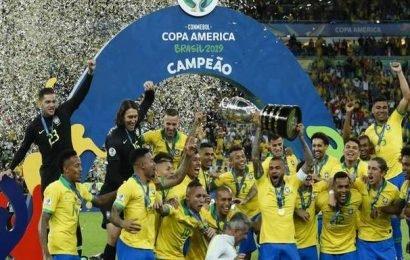 Morning Digest: Karnataka CM to seek postponement of monsoon legislature session, Brazil wins Copa America 2019, and more