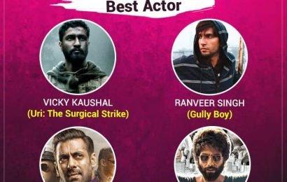 #BLBestOf6: Salman Khan, Akshay Kumar or Shahid Kapoor – who is the best actor of the first half of 2019? | Bollywood Life