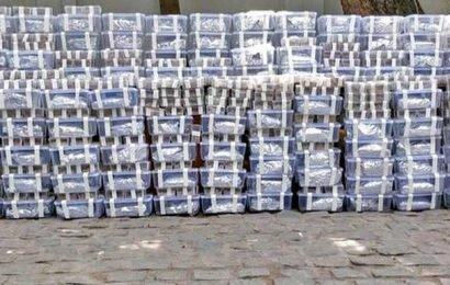 Drug haul unveils unique smuggling strategy
