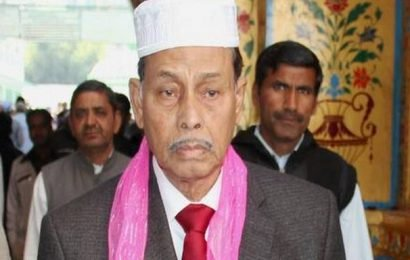 Hussain Muhammad Ershad, a major witness to South Asia's politics for seven decades, passes away