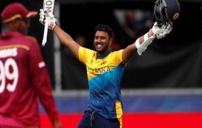 2019 Cricket World Cup: Fernando hits century as Sri Lanka sets stiff target for Windies