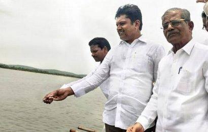 KLIP receiving steady inflows into Godavari at Medigadda