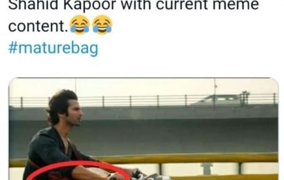 Monday Memes: The 'mature bag' fever gets a Bollywood twist and the results are hilarious | Bollywood Life