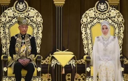 Malaysia's new king calls for racial unity at coronation