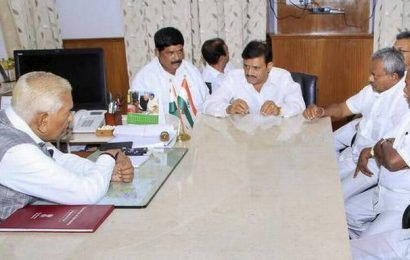 Karnataka MLAs resignation: Congress accuses BJP of horse trading
