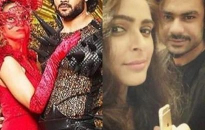 Nach Baliye 9: Vishal Aditya Singh and Madhurima Tuli admit having an argument on the sets but deny abusing | Bollywood Life