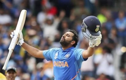 Rohit Sharma sets world record of maximum hundreds in single World Cup