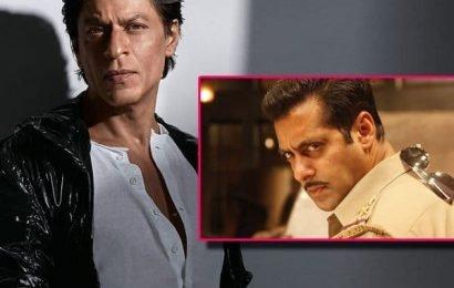 Salman Khan की तर्ज पर चले Shah Rukh Khan, 'दबंग' अंदाज में मारेंगे सिल्वर स्क्रीन पर एंट्री | Bollywood Life हिंदी