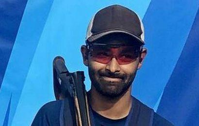 Angad Vir Singh Bajwa bags a bronze in shooting in Universiade