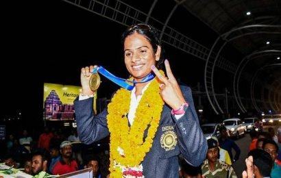 I am not finished yet, says Dutee Chand