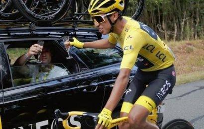 Tour de France | Didn't think Egan was going to win: Thomas