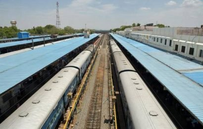 Tiruchi junction on route to achieve ISO 14001 certification