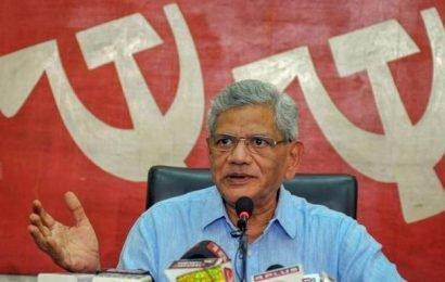 BJP's brazen horse-trading, misuse of power in Karnataka for all to see: Sitaram Yechury