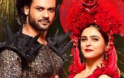 Nach Baliye 9: Vishal Aditya Singh REFUSES to hug Madhurima Tuli even after Raveena Tandon insists | Bollywood Life
