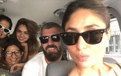 Kareena Kapoor Khan and her trademark pout are taking over London. See new pic