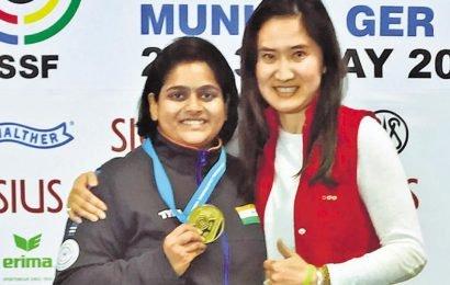 Rahi Sarnobat will bring Olympic medal, says coach Munkhbayar Dorjsuren   pune news   Hindustan Times