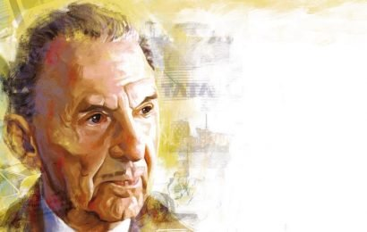 Patriarch of the Tata group