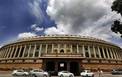 RTI changes pushed through Rajya Sabha