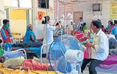 Death toll due to Japanese Encephalitis reaches 12 in Bihar's Magadh division