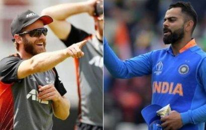 India vs New Zealand Live Score, World Cup 2019 Semi-Final:Lord's beckons as Virat Kohli takes on Kane Williamson