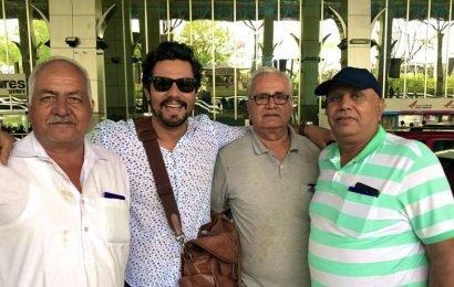 Mumbai rains: Kriti Sanon, Randeep Hooda's flights diverted, he visits tiger reserve instead
