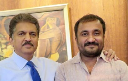 Anand Mahindra confirms Super 30 teacher Anand Kumar refused his donation offer