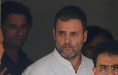 Rahul gets bail in Ahmedabad bank defamation case
