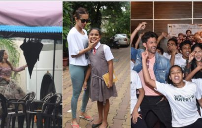 Have you seen these latest pics of Malaika Arora, Mira Rajput and Hrithik Roshan?