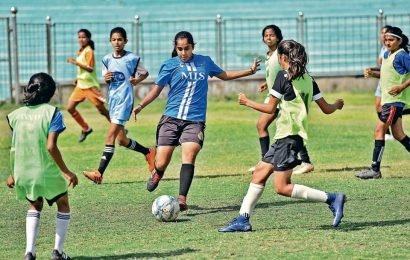 No country for women footballers