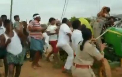 'They might kill me', says Telangana woman forester assaulted by TRS leader
