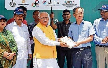 Prefer youth registered on Saksham in jobs: Haryana CM