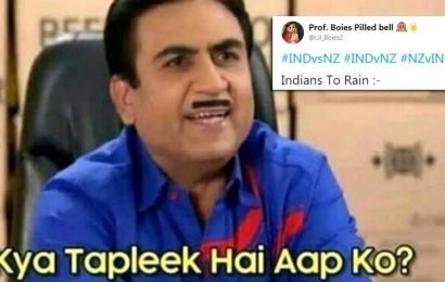 India vs New Zealand, ICC World Cup 2019, Semi-Final: Rain stops play, Twitter uses humour to deal with it